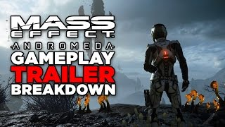 Mass Effect: Andromeda's Characters, Combat Abilities, and Dialogue Improvements
