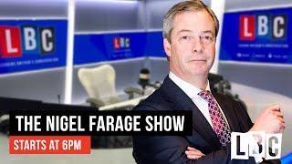 The Nigel Farage Show 15 October 2019