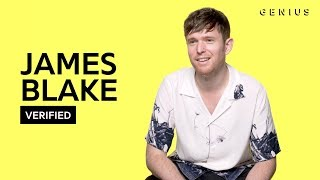 """James Blake """"Barefoot In The Park"""" Official Lyrics & Meaning 