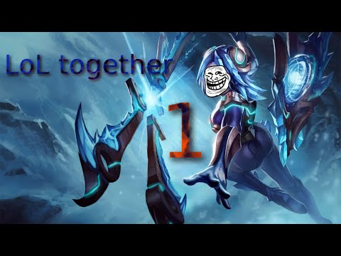 Let´s Play LoL together #1: Irelia=Mrs. Balanced? (League of Legends GER)