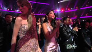 Maroon 5 & Christina Aguilera   Moves Like Jagger 39th Annual American Music Awards 2011 HDTV 1080i