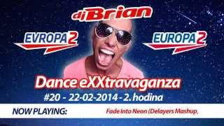 DJ BRIAN  #20 Dance eXXtravaganza - 2. Hodina