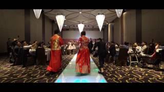 2016婚禮最強新人!超強陣容!穿龍鳳掛跳舞!PSY DADDY DANCE