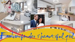 Hot Girl - Property where Meghan Markle won Harry's heart up for sale