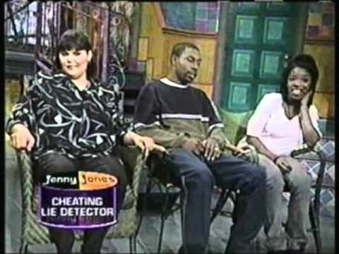 Jenny Jones - Cheating Lie Detector