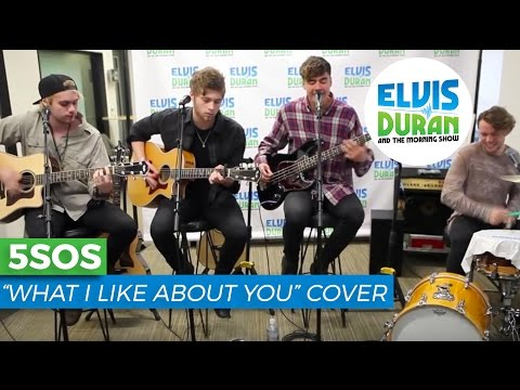 "5 Seconds of Summer - ""What I Like About You"" Acoustic (Cover) 