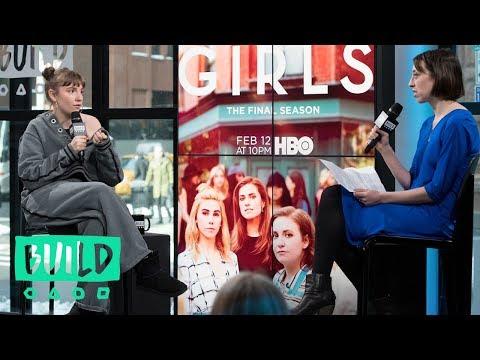 Lena Dunham Discusses Her HBO Show Girls
