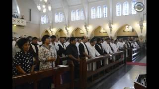 RIP. Msgr. Herman Joseph Sahadat Pandoyoputro, O.Carm.