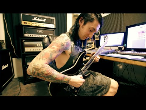How to do Pinch Harmonics - Metal Guitar Lesson with Jake Pitts