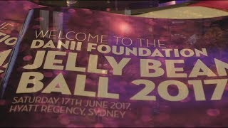 DANII FOUNDATION JELLY BEAN BALL 2017