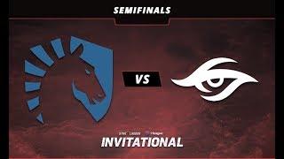 Liquid vs Secret Game 2 - SL i-League S3 LAN Finals: Semifinals - @ODPixel @Fogged