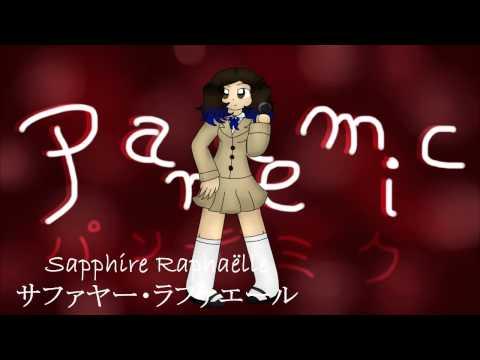 6 UTAU chorus Pandemic Nolae Raphaëlle Haruka Lizabelle Justine DEMO VB