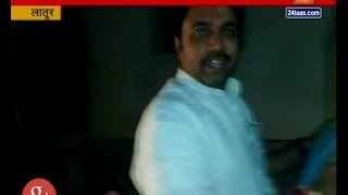 Latur | Gaurdian Minister | Sambhaji Patil Nilangekar | On Traffic Issue
