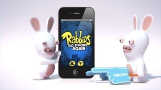 Rabbids Go HD - iPad 2 - HD Gameplay Trailer