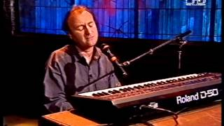 Phil Collins Mtv 1993  Unplugged Both Sides Of The Story