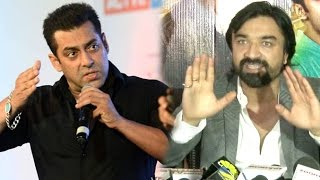 ANGRY Salman Khan On Ajaz Khan's SHOCKING INSULT On Supporting Pakistani Actor Fawad Khan