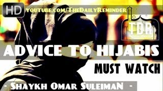 Advice To Muslim Hijabi