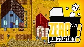 stardew valley  superhot zero punctuation