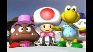 Mario Party 4 | Intro