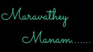 Maravathey Manam  tamil short film