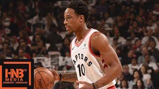 Toronto Raptors vs Washington Wizards Full Game Highlights / Game 5 / 2018 NBA Playoffs