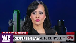 Sisters in Law | 'Katrina Pierson: Donald Trump's Spokeswoman' Sneak Peek | We tv