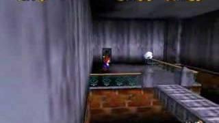 Super Mario 64: Walkthrough (Big Boo's Haunt 100 Coins)