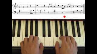 John Thompson`s easiest piano course, part 2, Turkey