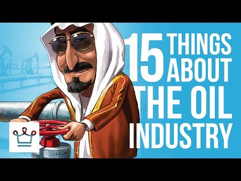 15 Things You Didn't Know About The Oil Industry