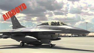 Pakistani F-16s Red Flag (2012)