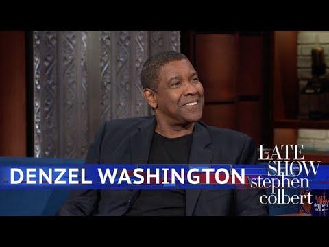 Denzel Washington s Dinner Table Has Seen Some Legends