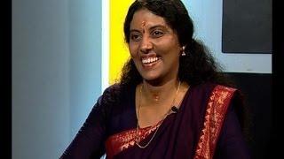Haritha V Kumar in On Record  6th May 2013Part 1   ഹരിത വി കുമാര്
