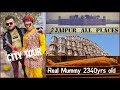 REAL MUMMY IN JAIPUR | JAL MAHAL | HAWA MAHAL | ZOO | EXPLORE N MORE
