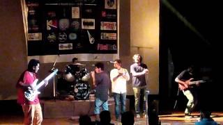Addiction Performing Live in Dark Fiesta 3