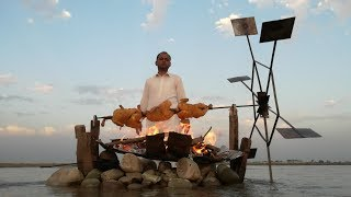 3 Whole Chicken Cooking on the River in Different Way / Technology Used in Cooking