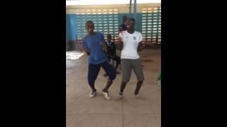 Nanyuki High School Best double cheer Dance Regional games