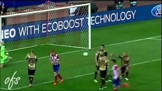 Atletico Madrid vs Milan 4 1 ~ RESUMEN GOLES HD~ Atletico de Madrid 4 1 Milan ~ 11 03 2014 bajaryout