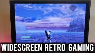 Widescreen Retro Gaming in the 90