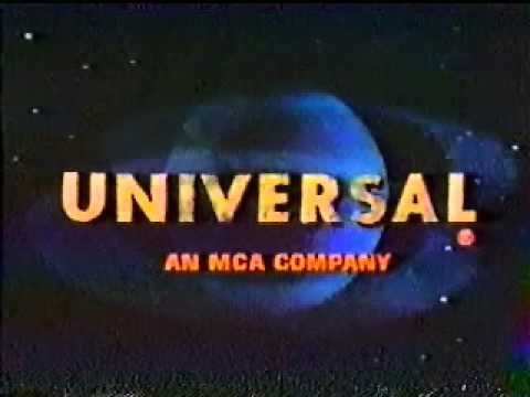 Bumpers 80 s Cannon Paramount Touchstone pic UNIVERSAL Logo Evolution