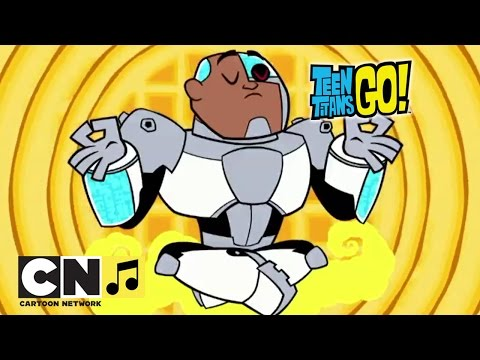 Waffles Canzoni Teen Titans Go Cartoon Network