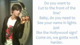 Big Time Rush - Famous [ Lyrics ]