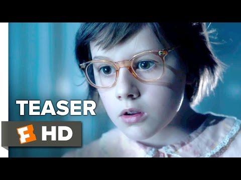 The BFG Official Teaser Trailer #1 (2016) - Steven Spielberg Fantasy Movie HD