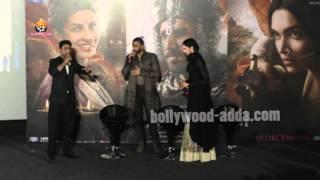 Must Watch: Awesome Chamistry Between Ranveer Singh, Deepika Padukone And Priyanka Chopra