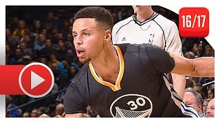 Stephen Curry Full Highlights vs Suns (2016.12.03) - 31 Pts in 3 Qtrs, SPLASH!