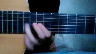 Solo Gitar Larut - Dewa 19 + Tutorial