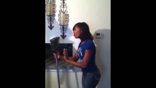 Whitney Houston I will always love you  by Alexis Jones 14