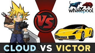 WhalePool Drama with Cloud vs Victor: THE BET