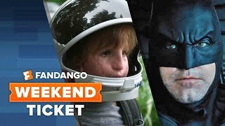 New In Theaters: Justice League, The Star, Wonder | Weekend Ticket