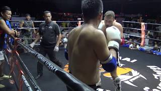 BBQ Beatdown 120: Yodchai (USA) vs Neno (Thailand)