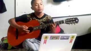Gitaris Racana Brawijaya (Kangen Band Pujaan hati) versi acak-acakan